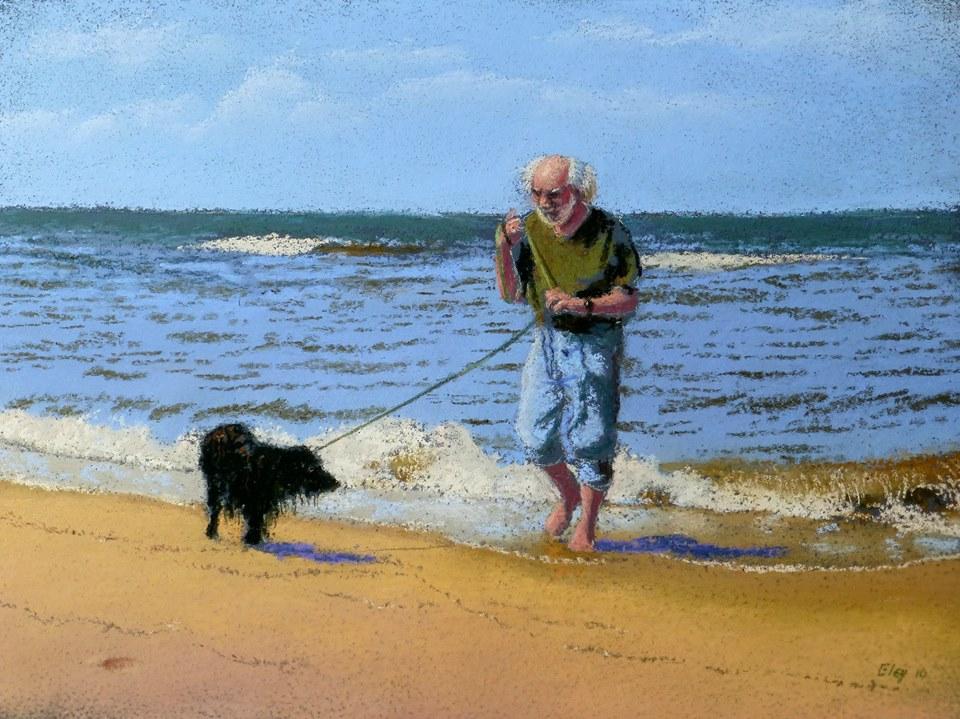 Curtis Eley - Me and Sadie, Ocean View