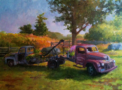 Blaney Harris - Truck Garden, Morgan Farm