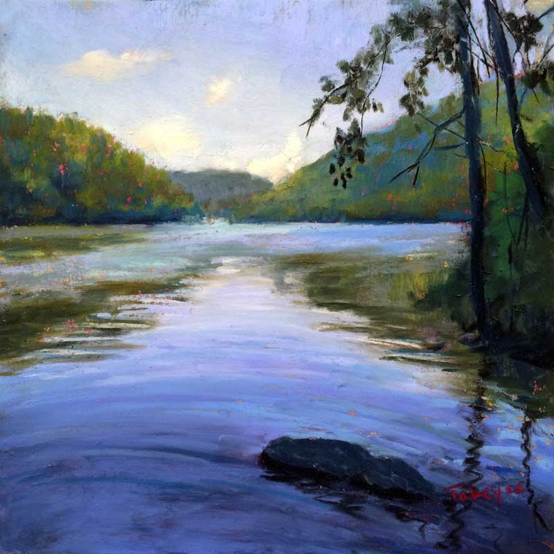 Takeyce Walter - Hudson Reflections