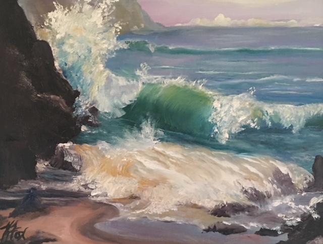 Kathy Fox Weinberg - Kauii Coast