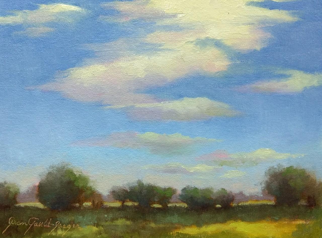 Jean Gauld-Jaeger - Summer Sky