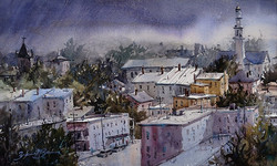 Brienne M Brown - Over the City of Spires