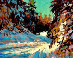 Brian Simons - Snow Drive #2