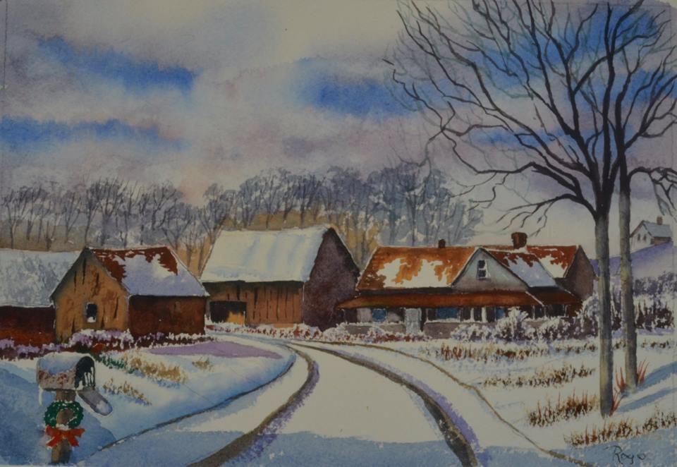 Roy Tibbits - Christmas Mail