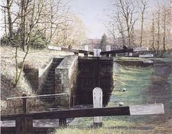 Michael Salt - Stourton Lock