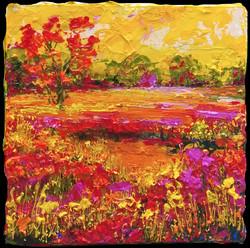 Nancy Overbury - Yellow Fields
