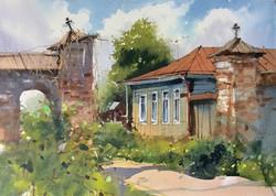 Sergei Kurbatov - Monastery Gates