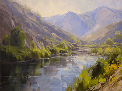 Stacey Peterson - Canyon Summer