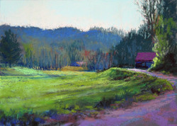 Marsha Hamby Savage - Late Valley Light