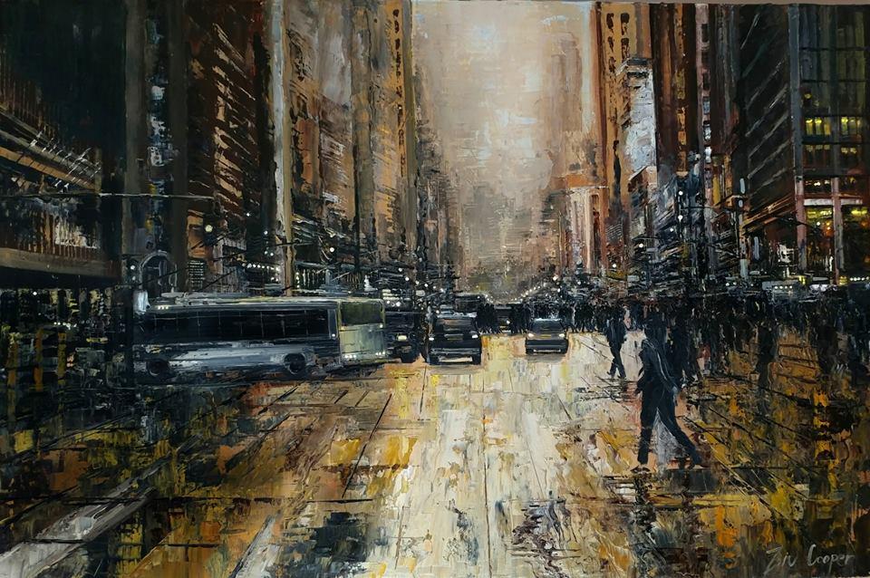 Ziv Cooper - City Life