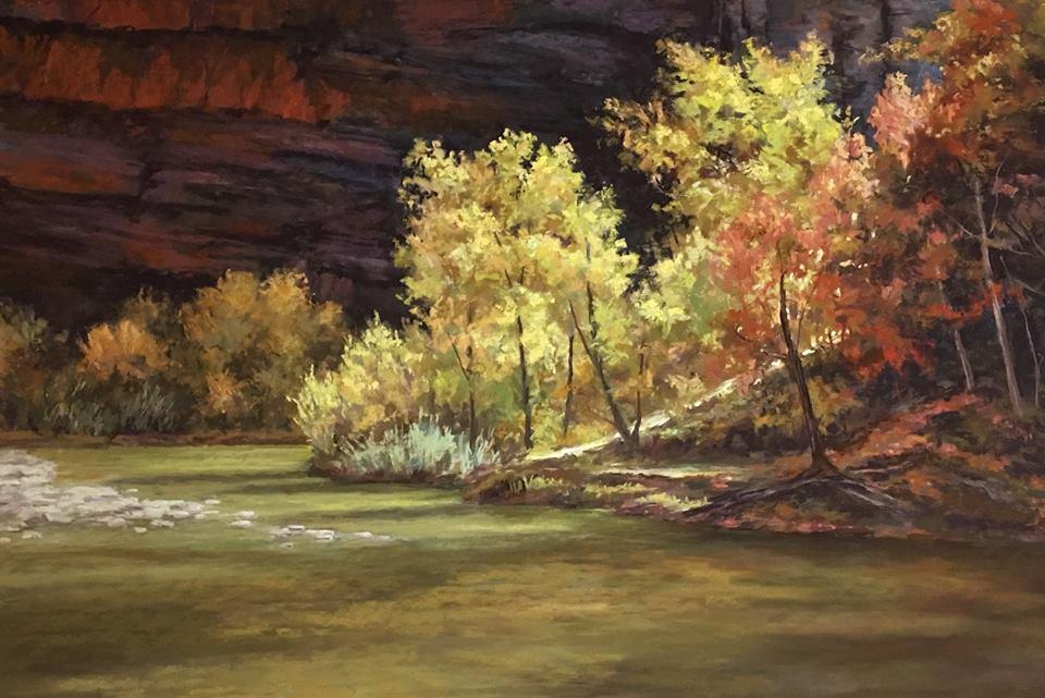 Candi Ferguson - Canyon Lights