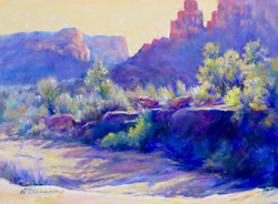 Donna H. Branson - Along the Broken Arrow Trail, No. 1