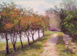 Brent Seevers - Passage by the Crabapples