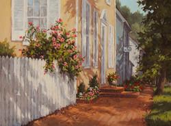 Barbara Nuss - Main St. Garden