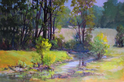 Marsha Hamby Savage - Morning Creek