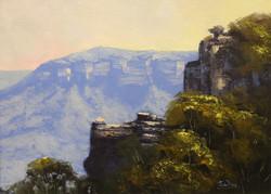 John Rice - View From Narrow Neck