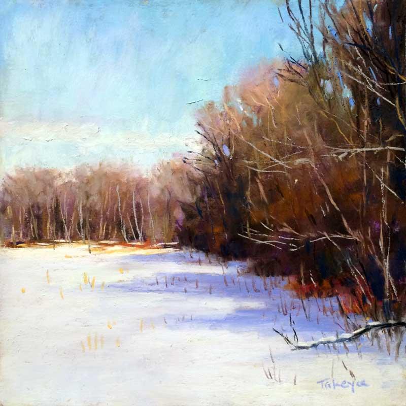 Takeyce Walter - Winter Sun