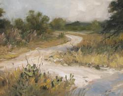 J.R. Cook - Crossroads Near San Angelo