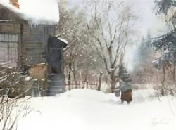 Sergei Kurbatov - Winter Garden