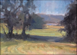 Margie Lakeberg - Meander to the River