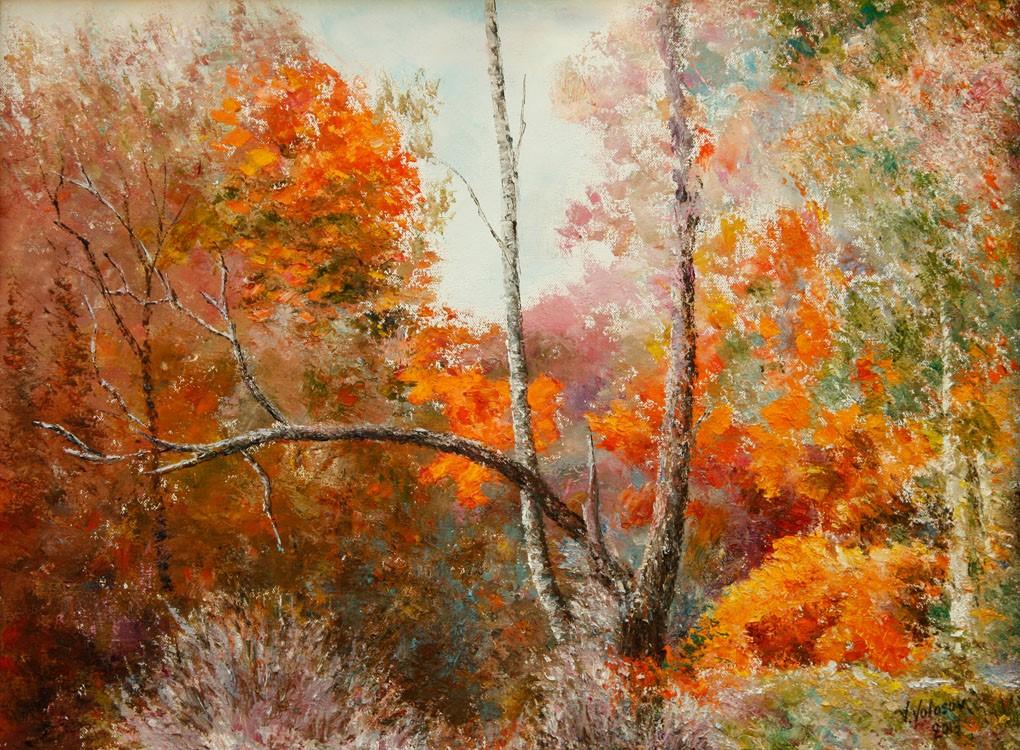 Vladimir Volosov - Autumn Haze