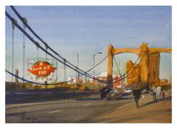 Andy Evansen - East Hennepin Bridge