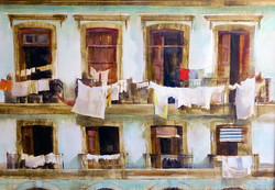 Beth Bathe - Hanging In Havana