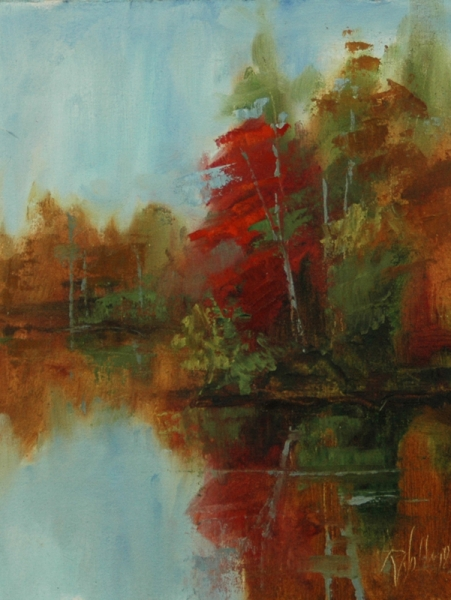 Robin Wellner - Trout Lake Color