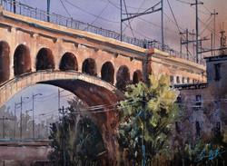 Brienne M Brown - Manayunk Bridge