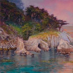 Clark G. Mitchell - Point Lobos