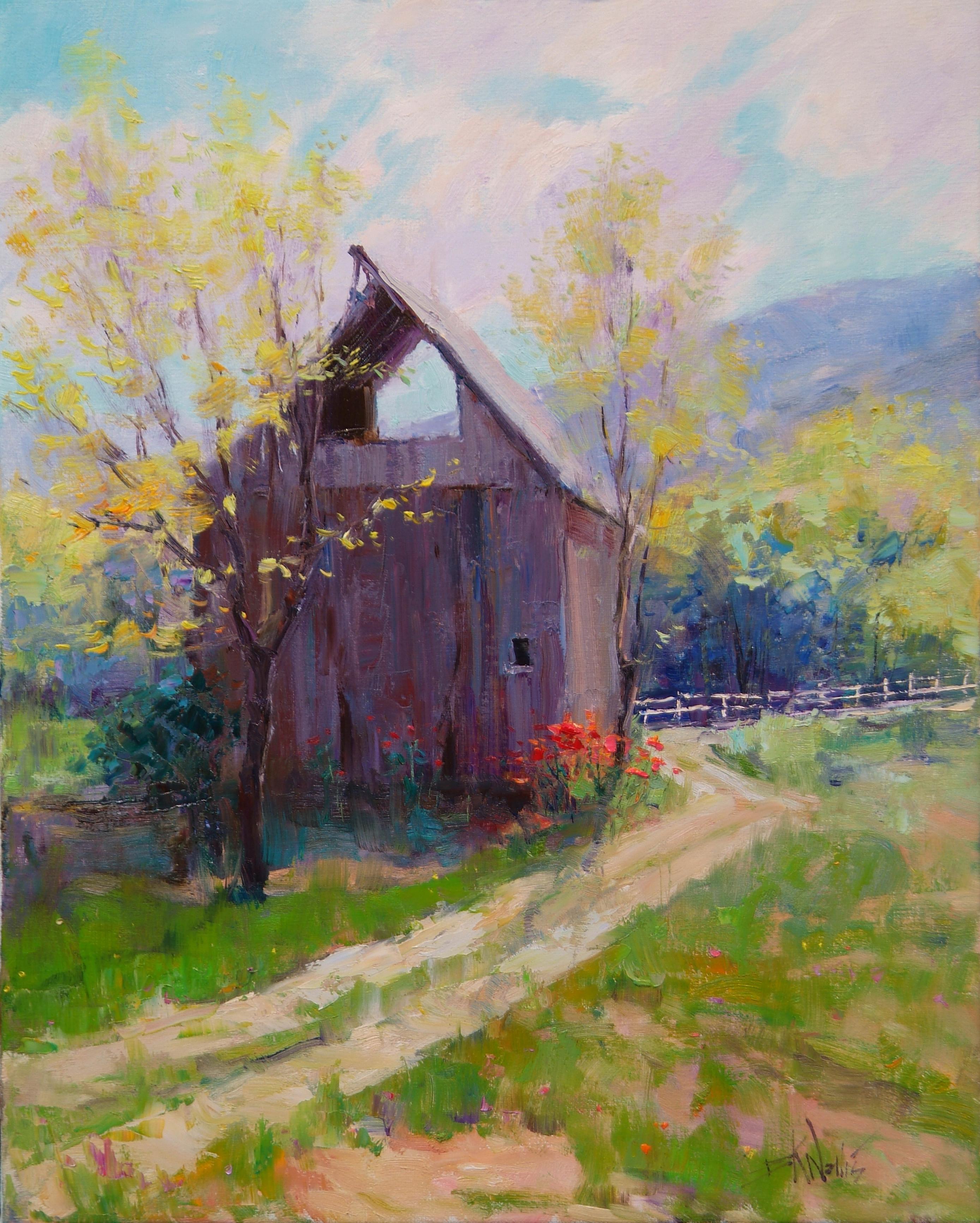 Eric Wallis - Spring Barn