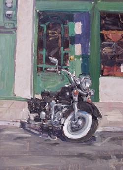 Scott W. Prior - Bob's Bike