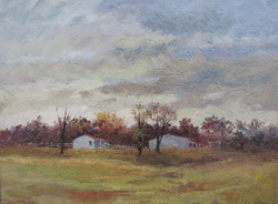 Nellie Gill - Cold Front Arriving