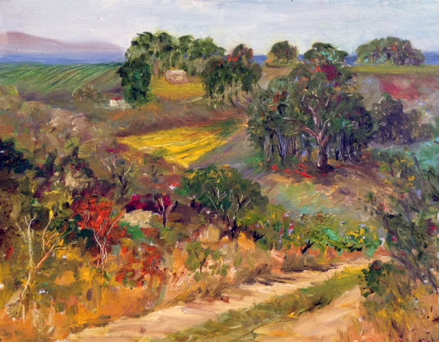 Annette D McGowan - At the Top of the Ranch