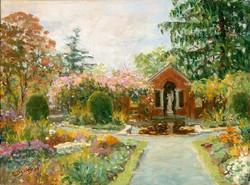 Ramona Dooley - Vanderbilt's Pool Garden