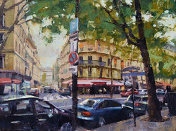 Desmond O'Hagan - Paris in June