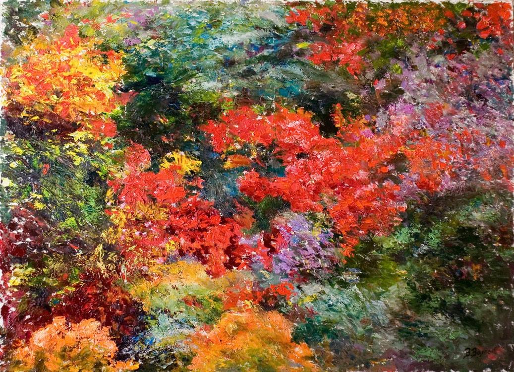 Vladimir Volosov - Autumn Colors