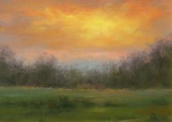 Mark Saenger - Setting Sun