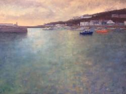 Andrew Barrowman - Porthleven Harbour