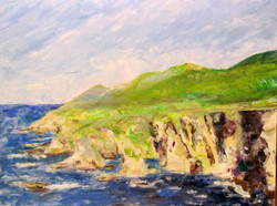 Karla Nolan - Ireland's Rocky Coastline