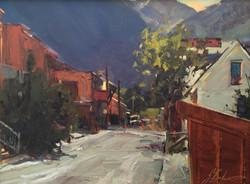 Suzie Greer Baker - Alley View