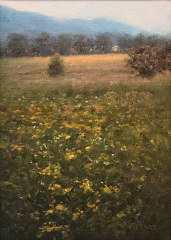 Danny O'Leary - Goldenrod Pasture