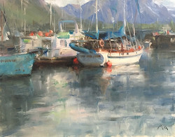 Kyle Ma - Seward Boat Harbor
