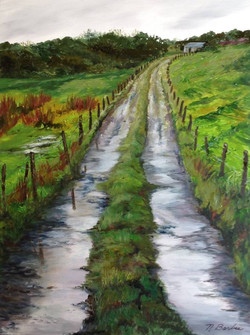 Nickie Barbee - Irish Lane, County Mayo