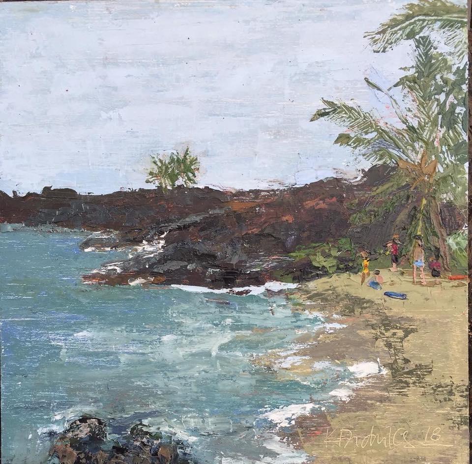 Kayti Didriksen - Pohue Bay