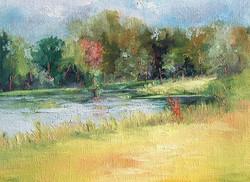 Donna Pierce-Clark - Indiana, Early Autumn