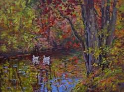 Ramona Dooley - Along the Morris Canal