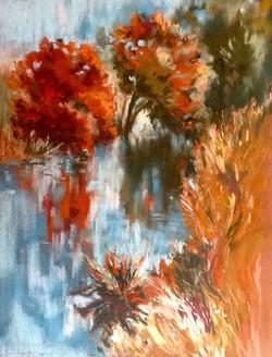 Kerry Nowak - Russet Reflections