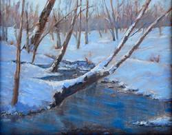 Tamar Rudavsky - Blush of Blue in Ohio