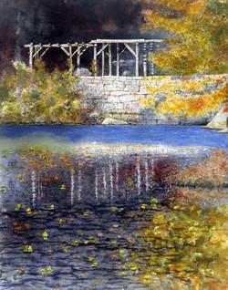 Liz McGee - Arboretum (watercolor)